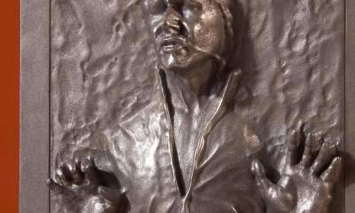 Star Wars Han Solo in Carbonite Collector's Gallery Statue