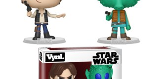 Vynl.: Star Wars - Han Solo™ & Greedo™