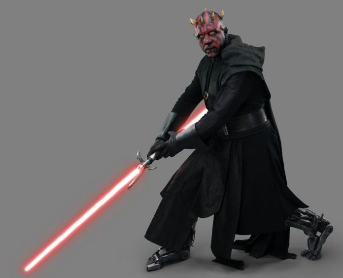 Ray Park as Darth Maul (Solo: A Star Wars Story)