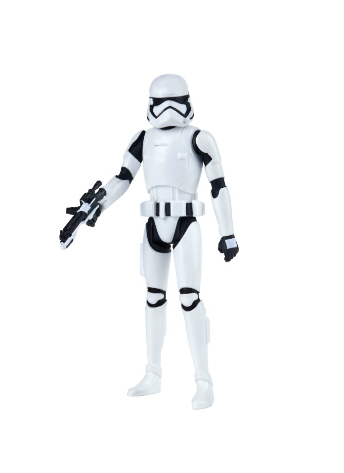 STAR WARS: RESISTANCE 3.75-INCH FIRST ORDER STORMTROOPER Figure