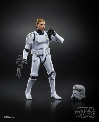 Star Wars: The Black Series 6-inch Luke Skywalker (Stormtrooper Disguise) Figure