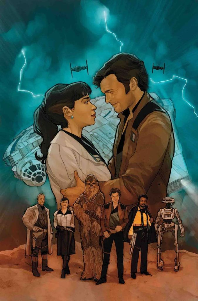 SOLO: A STAR WARS STORY ADAPTATION #4(of 7)