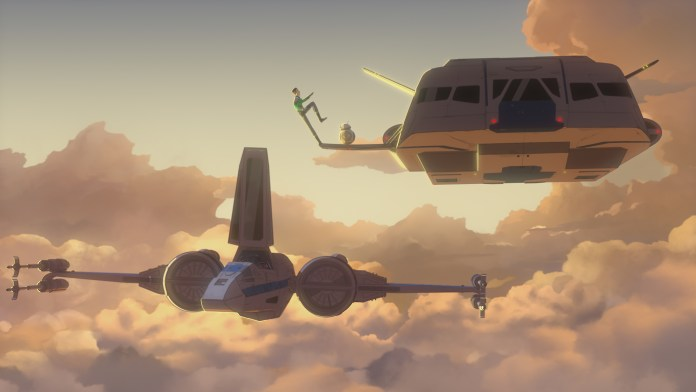 Star Wars Resistance - Signal from Sector Six