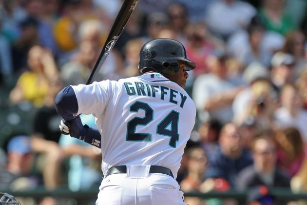 Ken Griffey, Jr. (Photo Credit: Otto Greule Jr/Getty Images )