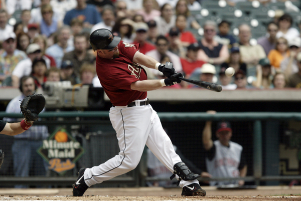 Jeff Bagwell (Photo Credit: Aaron M. Sprecher/Icon SMI)