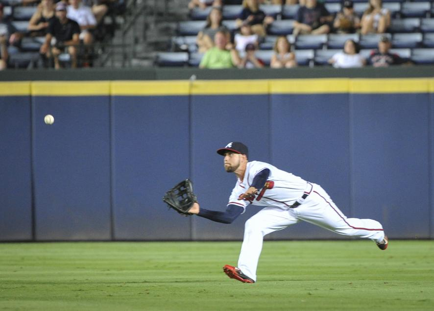 Braves System Depth: Centerfield