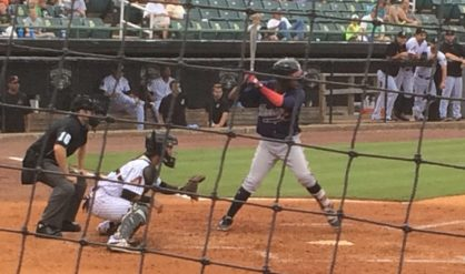 Ronald Acuna AA Braves