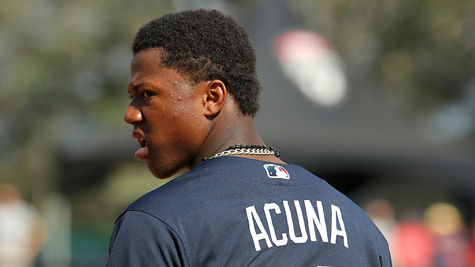 Ronald Acuna is Struggling... and That's a Good Thing