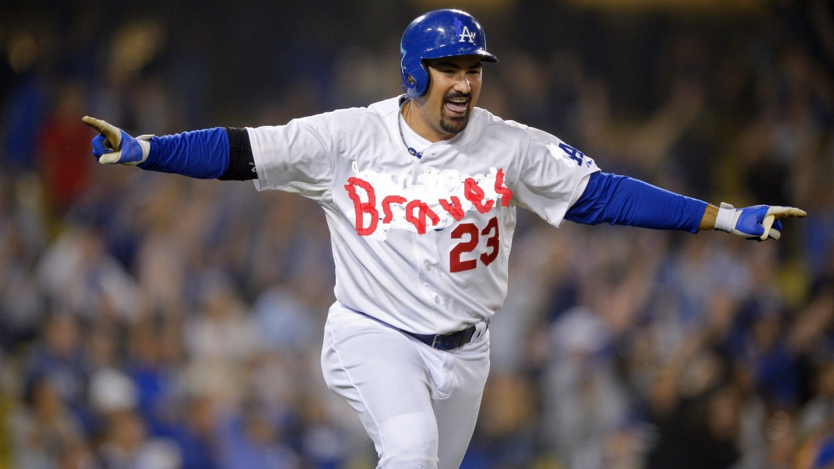 A Look Back at the Adrian Gonzalez Era