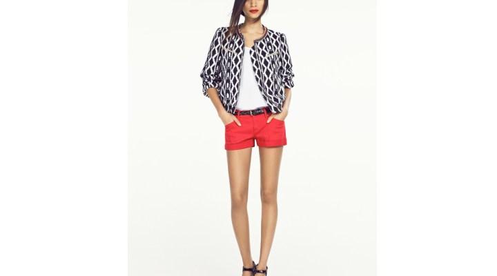 Mango Outfit Ideas – MANGO Lookbook march 2013 with ethnic jacket