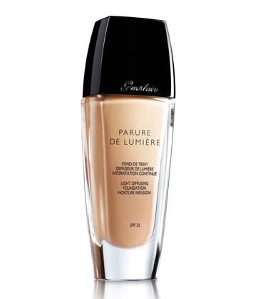 Guerlain Parure de Lumiere Light Diffusing Foundation  Price $59