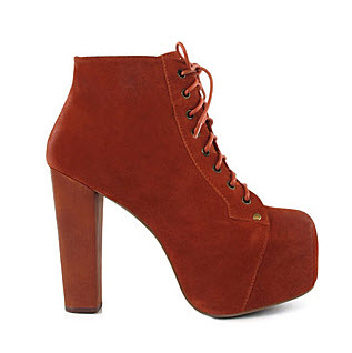 JEFFERY CAMPBELL - LITA SHOE