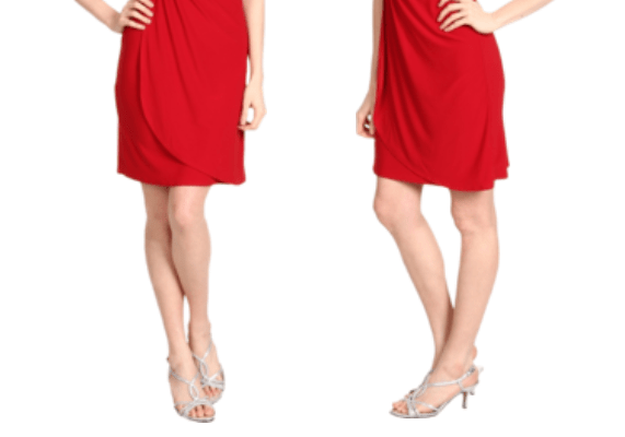 RED Outfit with dress – DY OR NOT