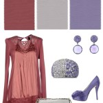 Marsala Color Pairing – Get the Outfit