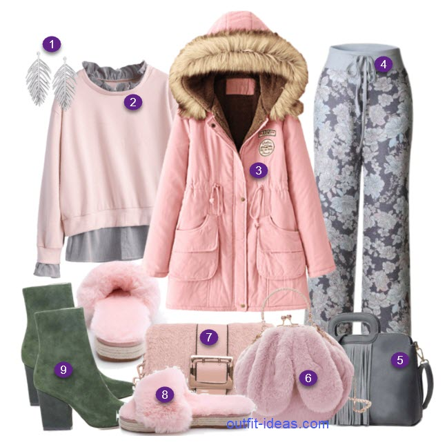 online clothes shopping for winter 2017