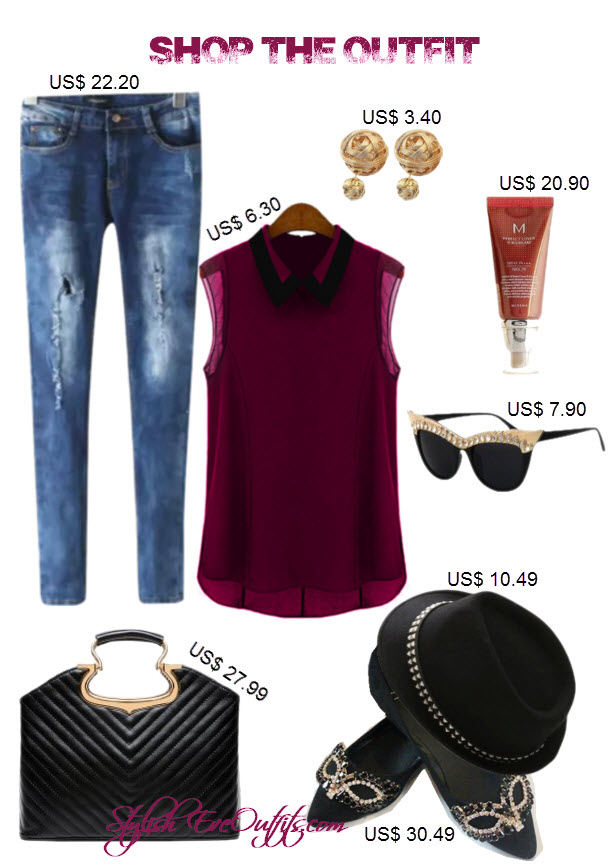 shop the casual outfit