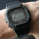 35 years with the Casio G-Shock watch