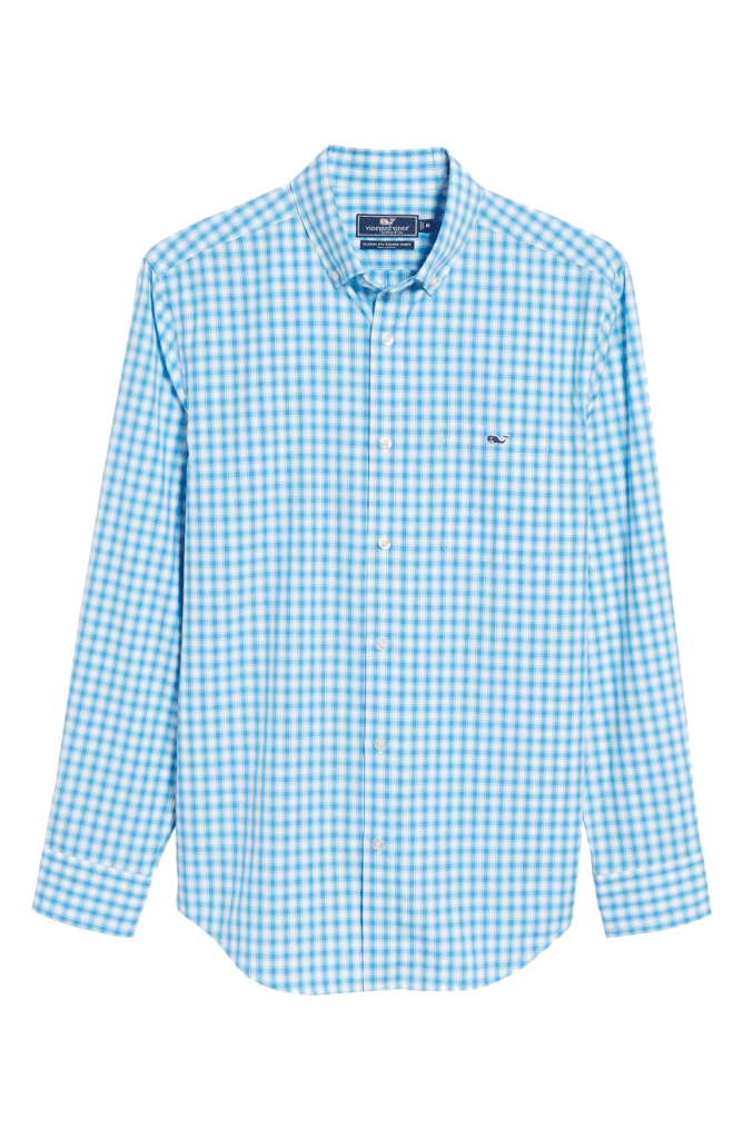 Tucker Classic Fit Check Sport Shirt