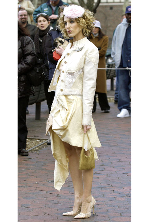 Iconic Carrie Bradshaw Outfits Outfit Ideas HQ