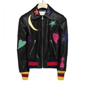 intarsia-leather-bomber-jacket