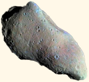 When NASA sends spacecraft to asteroids like these, be prepared for some funky, retro craft designs.