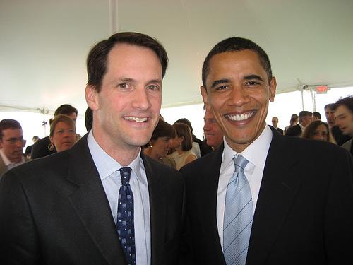 Jim Himes, Obama