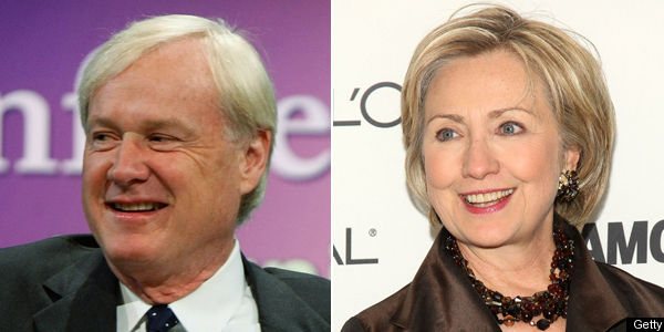 Hardball questions continue to swirl around the Clintons in Secretary of State position.