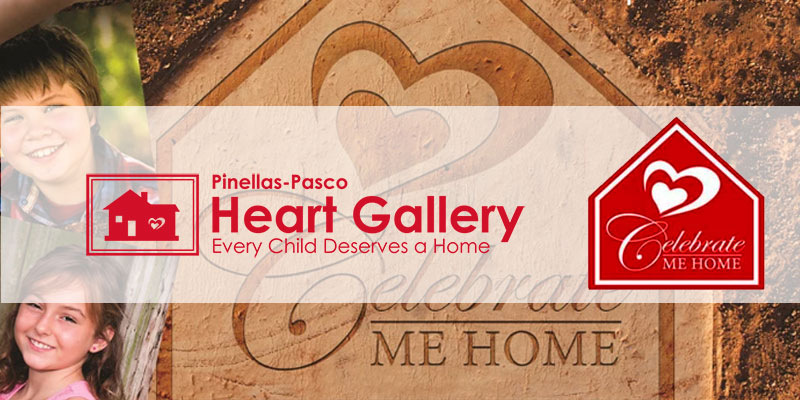 Heart Gallery - Event Production, Graphic Design, Branding