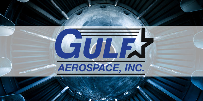 Gulf Aerospace Inc. Branding & Marketing