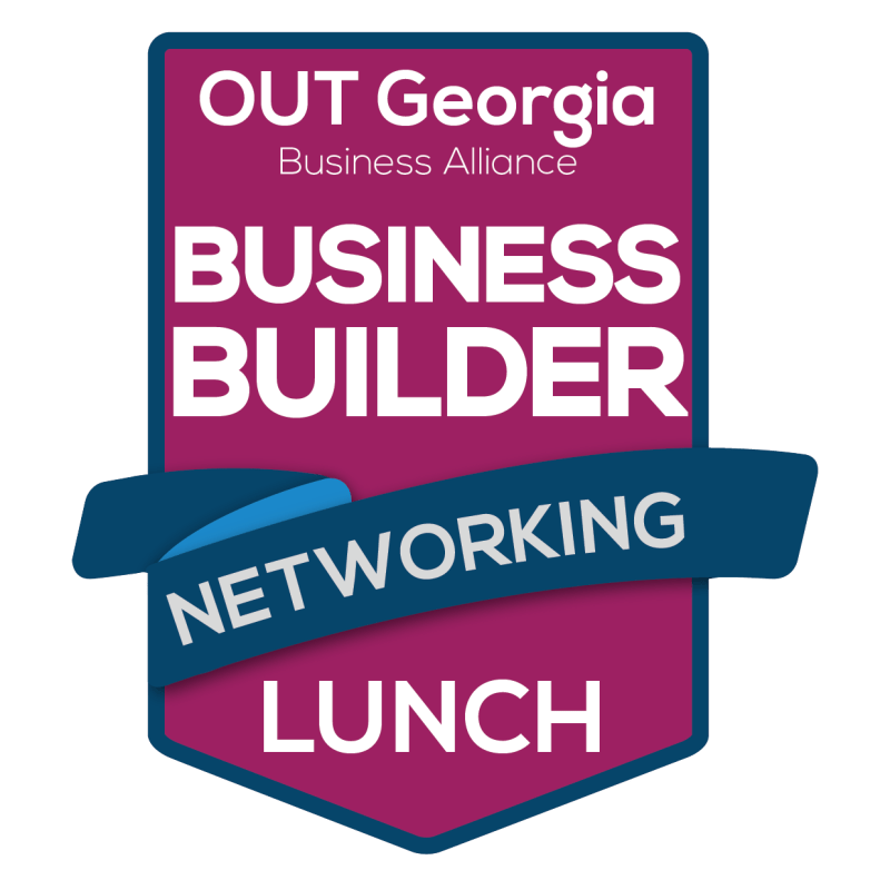 Out Georgia Business Alliance Business Builders Lunch