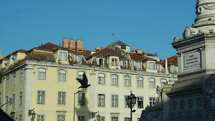 La Baixa, Lisboa - Out the Cave