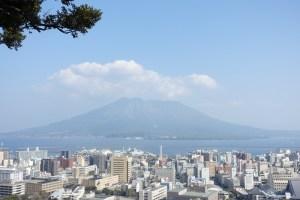 【西郷どん】パワーをもらえる木がある!鹿児島市街地を見渡せる絶景スポット城山展望台