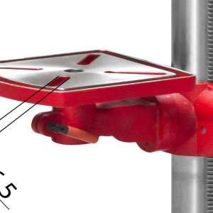 Perceuse d'établi Holzmann SB4116HM Table de Travail