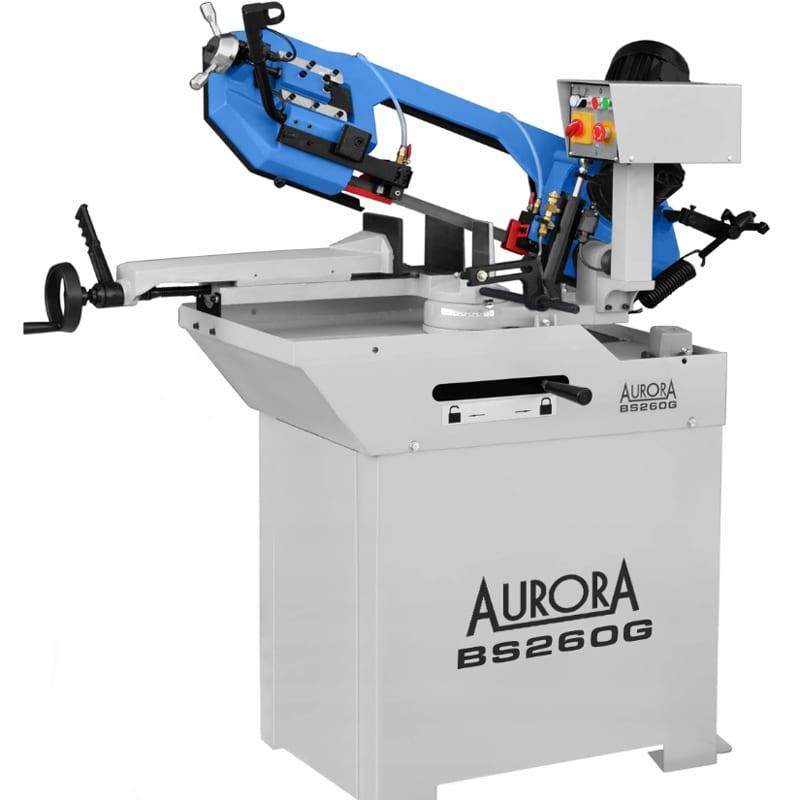 Scie-à-ruban-métal-Aurora-BS-260-G