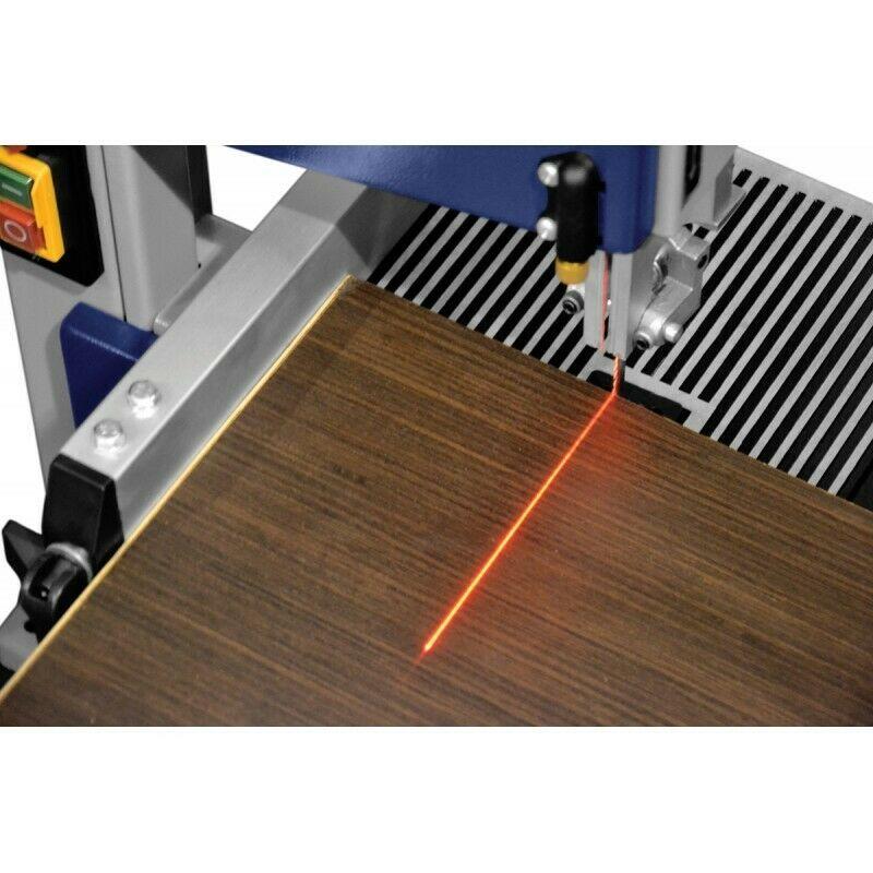 Scie à ruban bois Cormak BS200 guide laser