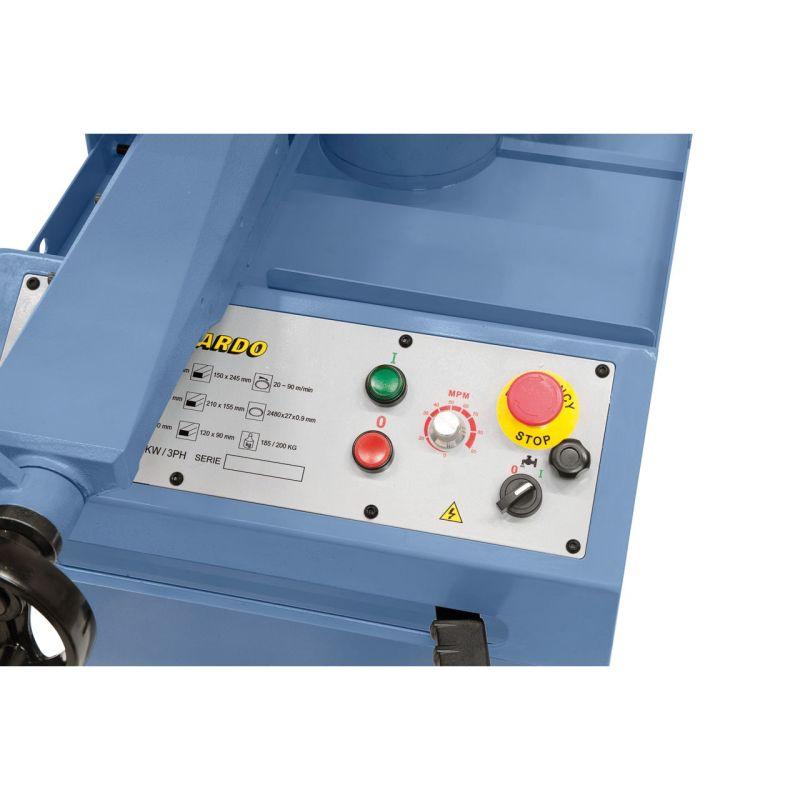 Scie à ruban métal HBS 275 Vario PRO variateur