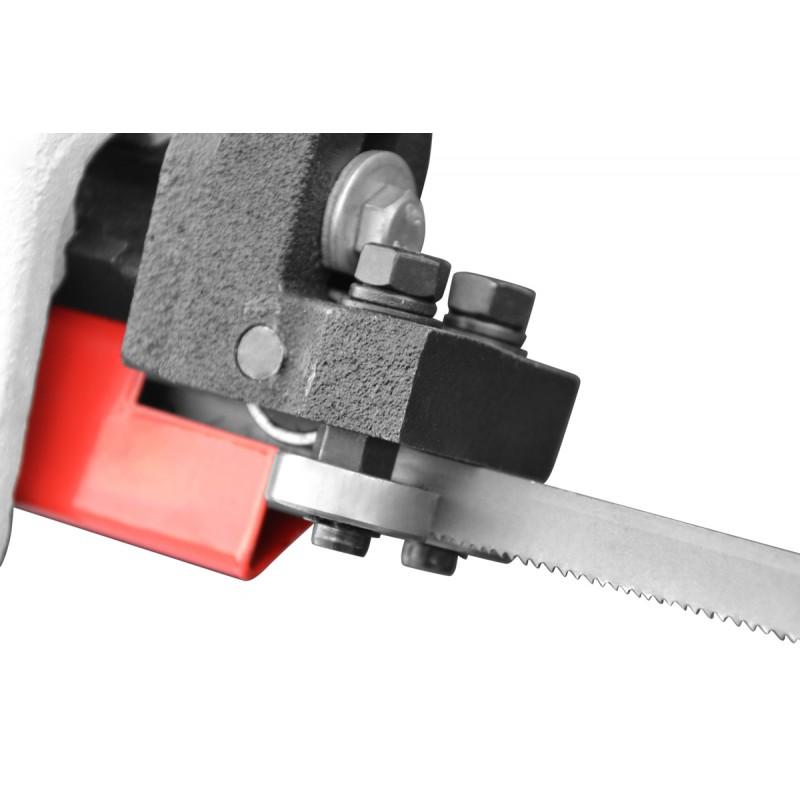 Scie à ruban métal Cormak BS128HDR 230v guide lame