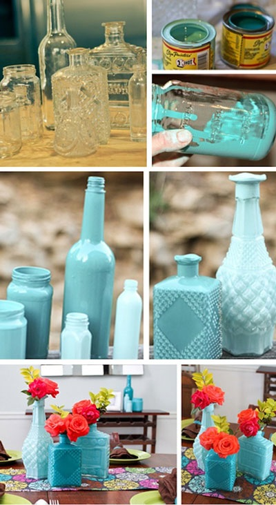 painted-glass-vases