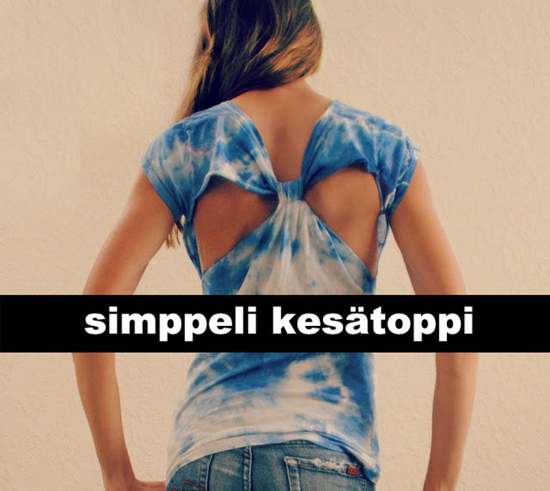 Trash-to-couture-t-shirt-refashion