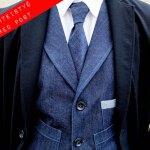 Vaatteita kaupunkilaistyömiehelle
