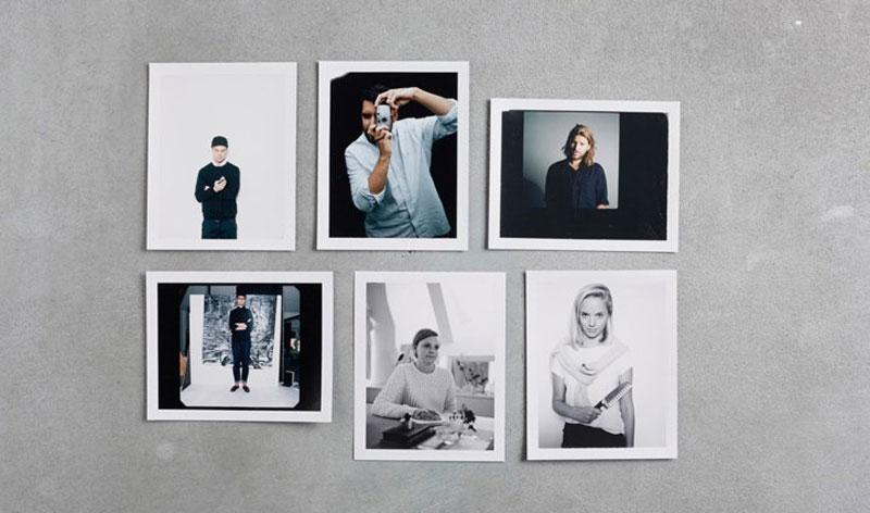 & Other Stories -ketju on osa H&M-konsernia. Tässä polaroid + sementti moodboard.