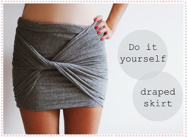 wrap miniskirt tutorial passionsforfashion 4