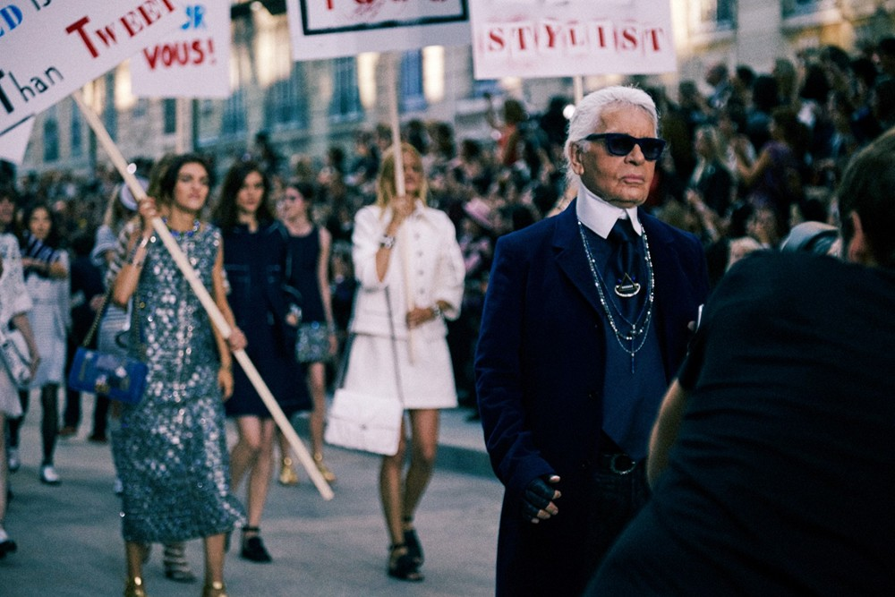 Chanel SS15 feminism 3