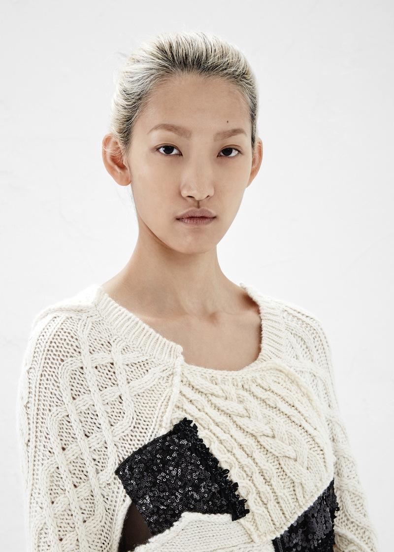 Junya Watanabe Fall 2014 knitwear 6