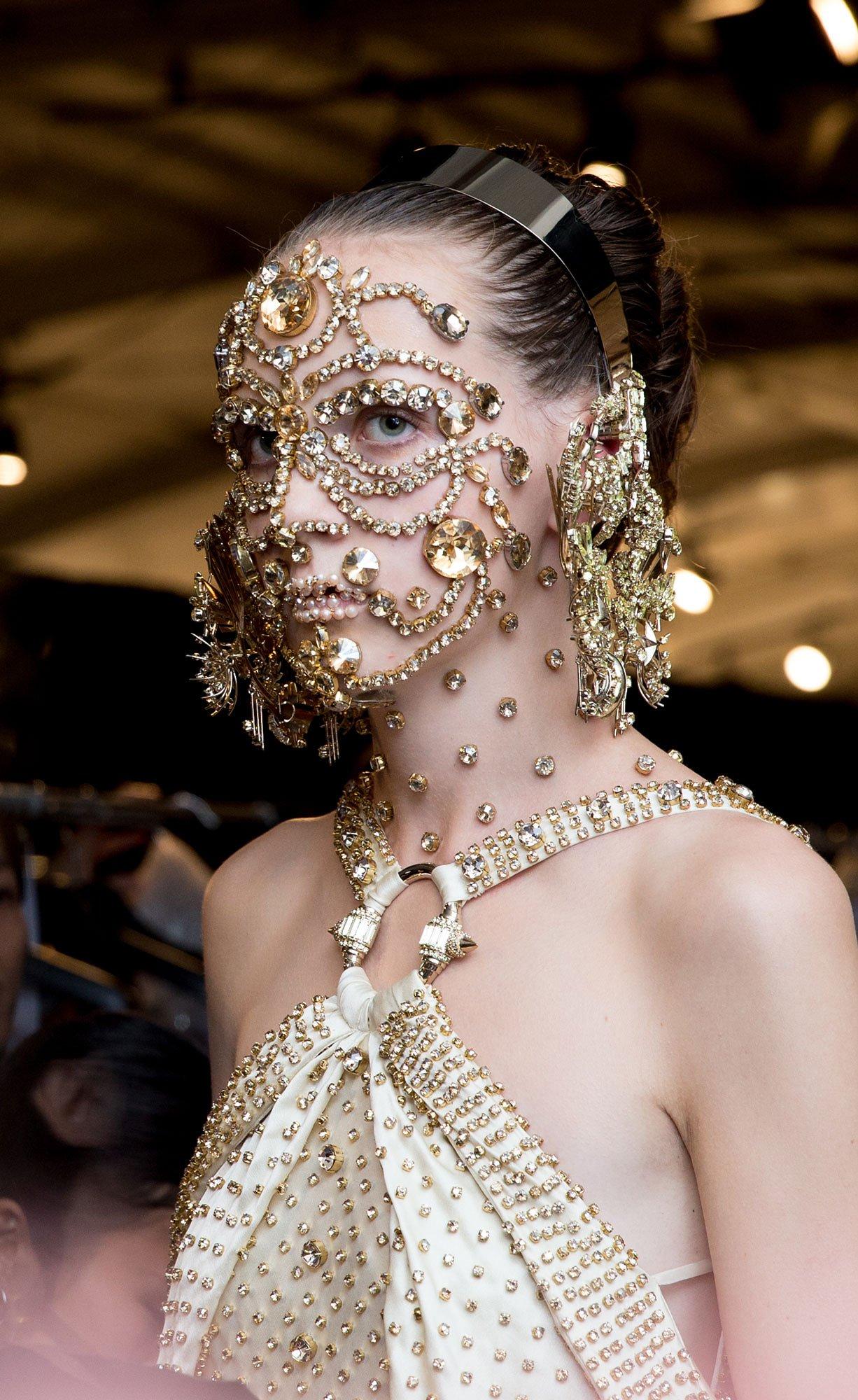 Givenchy makeup SS16 9