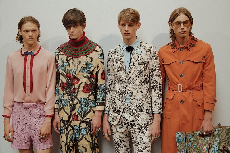 Gucci SS16 weird cool kids 15
