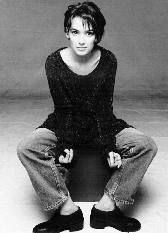 Winona Ryder 90s style icon 5