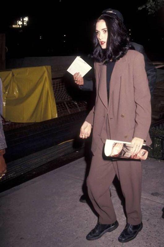 Winona Ryder 90s style icon 9
