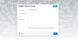 Screenshot WordCloud 1
