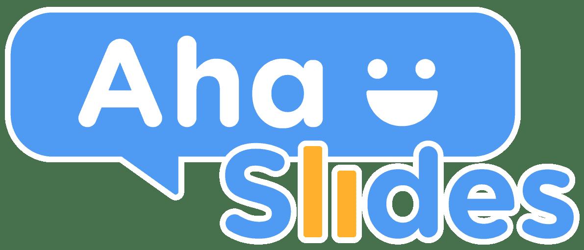 Logo Aha Slides